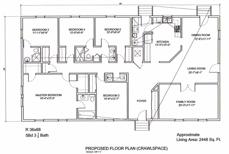 Ameripanel homes of south carolina ranch floor plans 5 bedroom floor plans