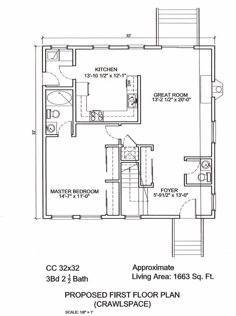 Ameripanel Homes Of South Carolina Cape Cod Floor Plans