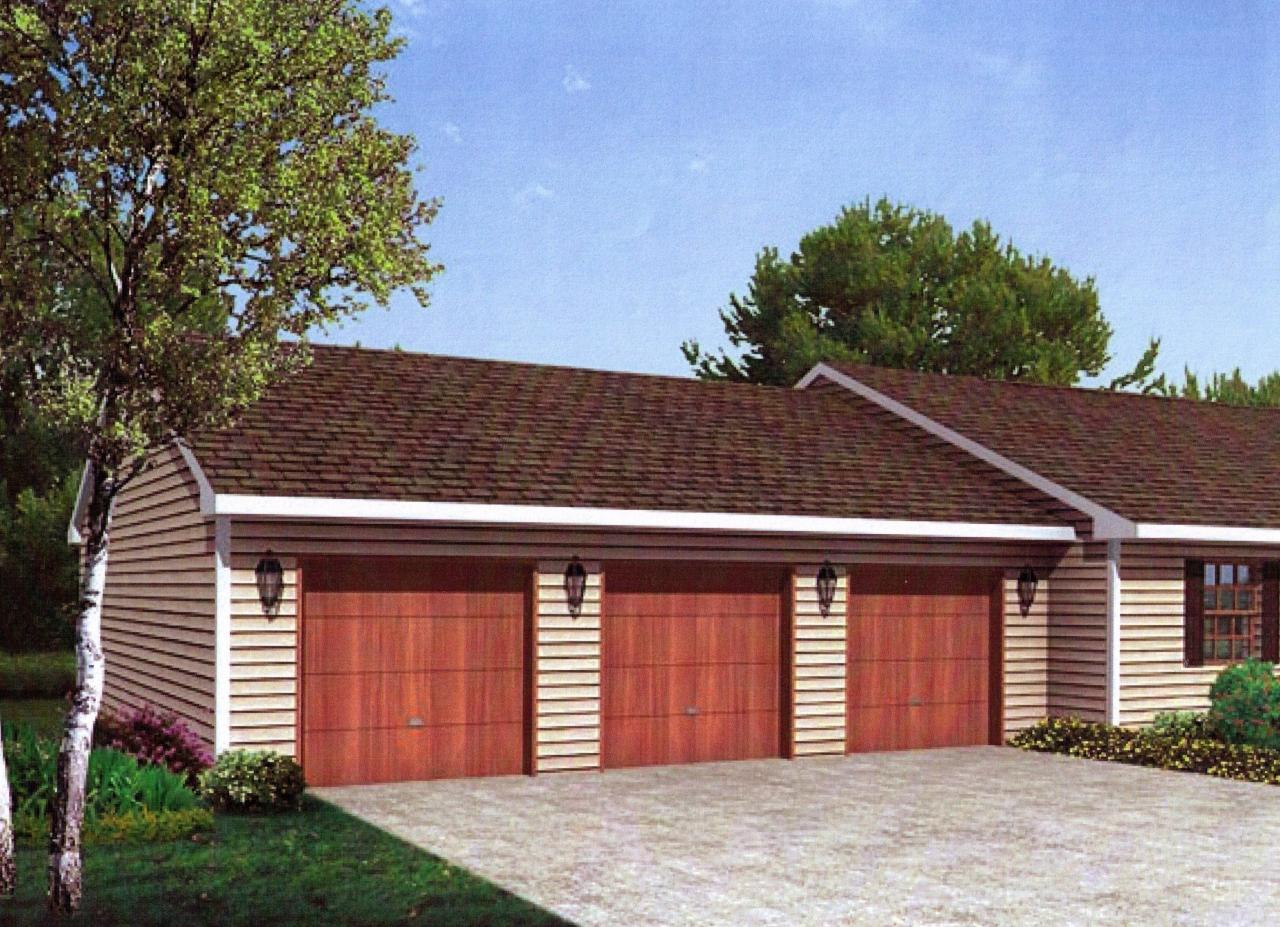Ameripanel Homes Of South Carolina Garages