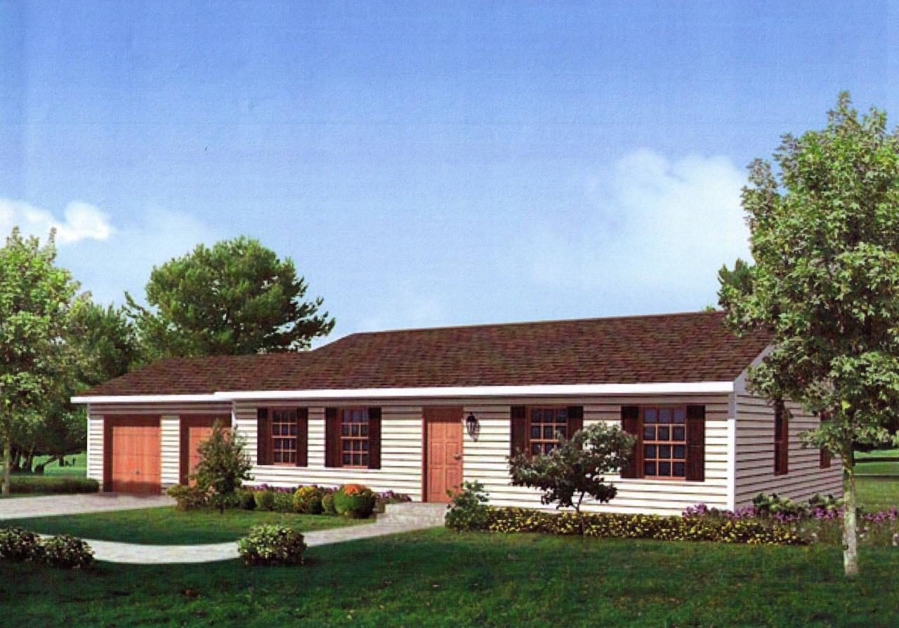 Ameripanel homes of south carolina ranch style homes for 28x36 cabin plans