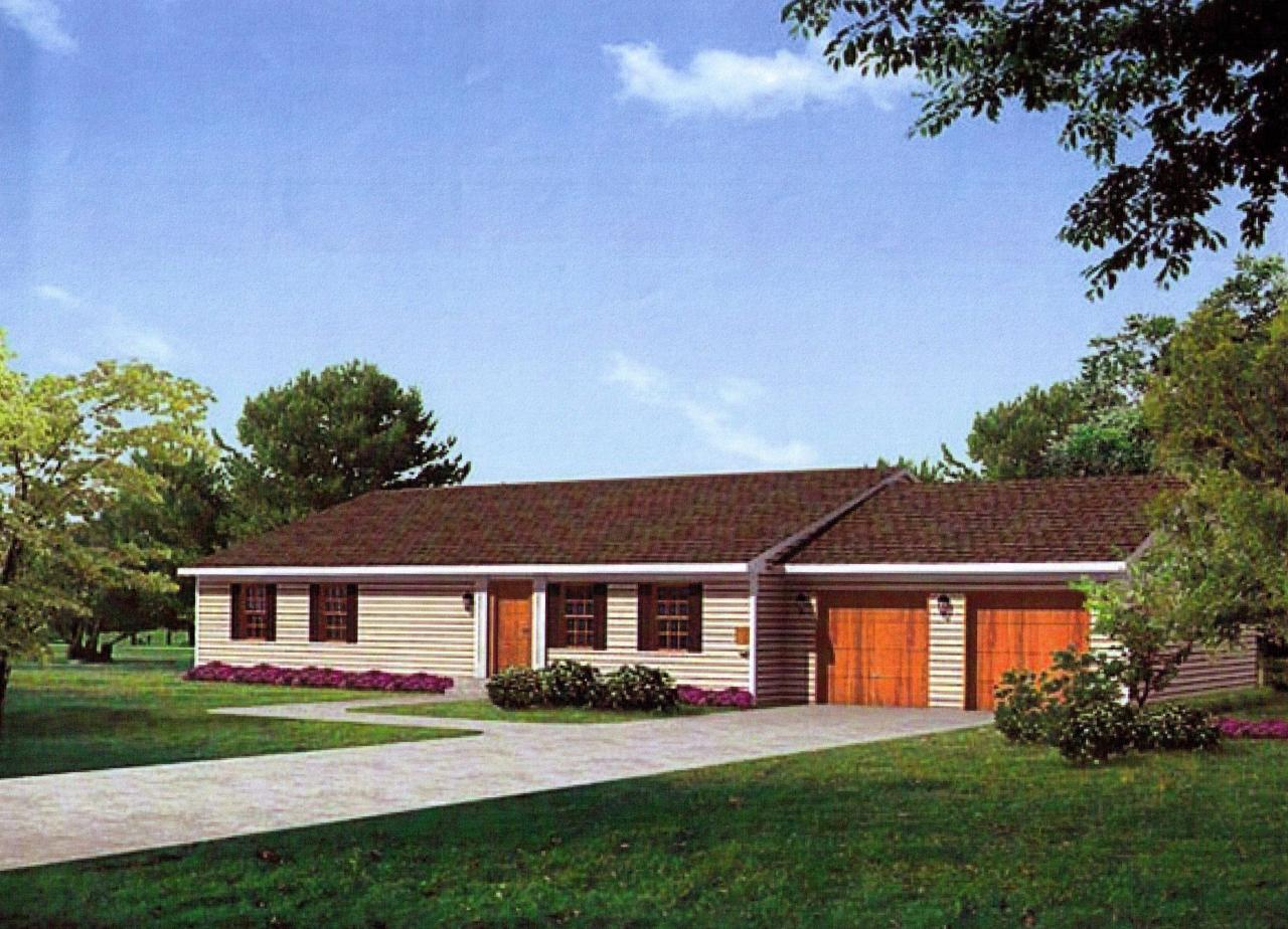 Ameripanel homes of south carolina ranch style homes for Ranch style house plans