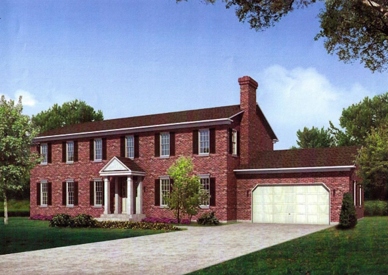 Ameripanel homes of south carolina colonial style homes for South carolina home builders